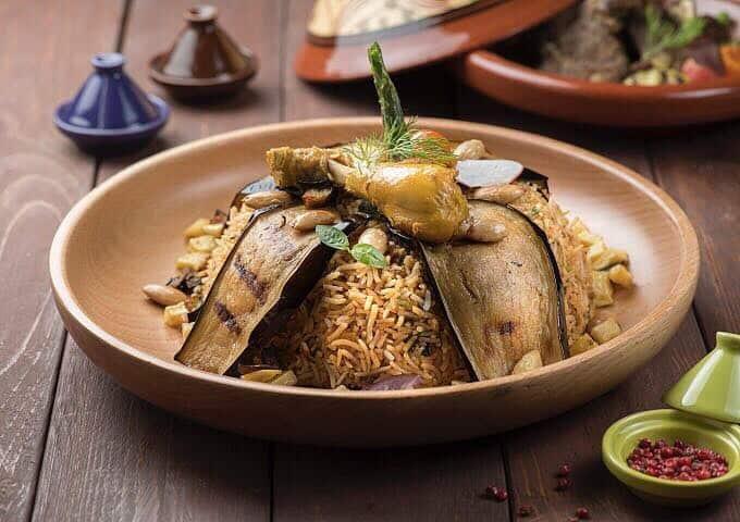 مطعم مينارا المَغربي
