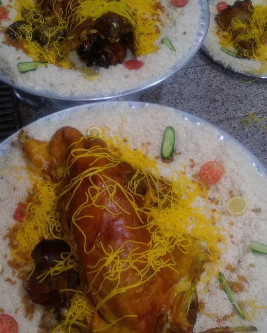 مطاعم ومطابخ امواج الخليج