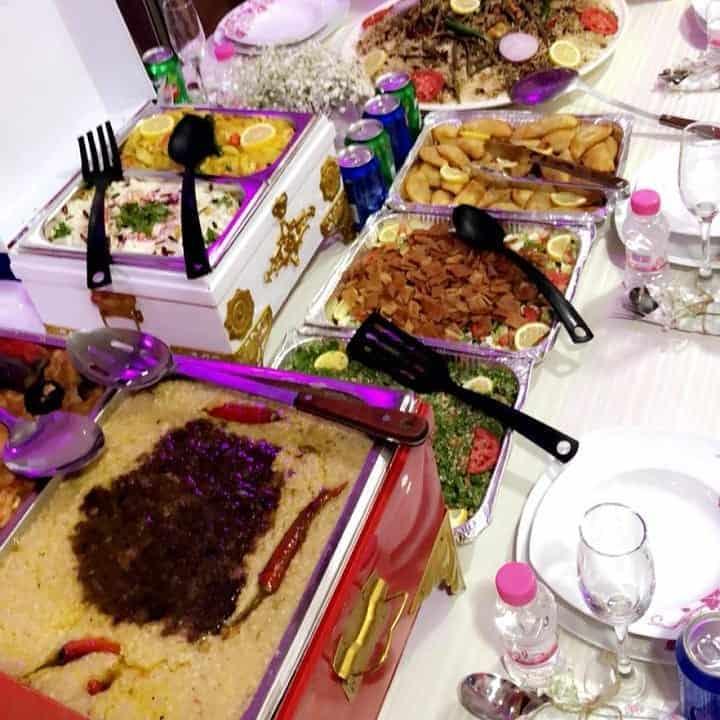اطباق مطعم ماما نوره شبرا