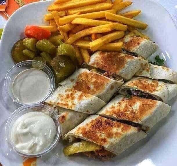 مطعم شاورما سرايه
