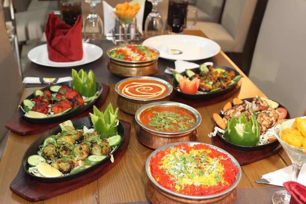 مطعم سبايس اطباق التوابل الهندية