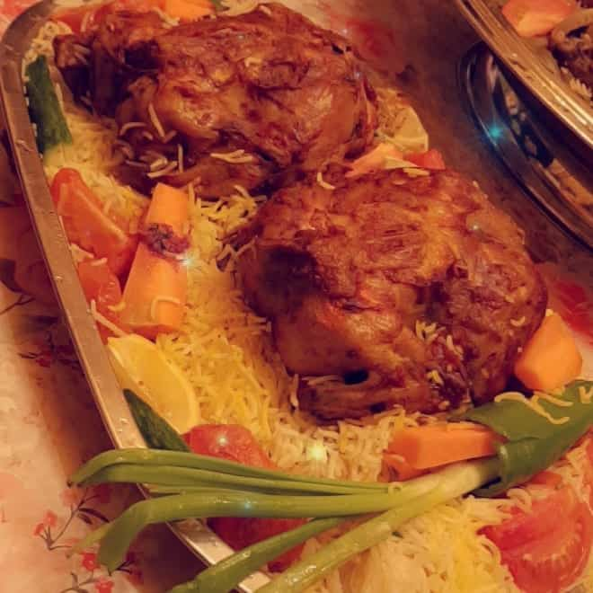 مطعم اشاز الهندي في القصيم