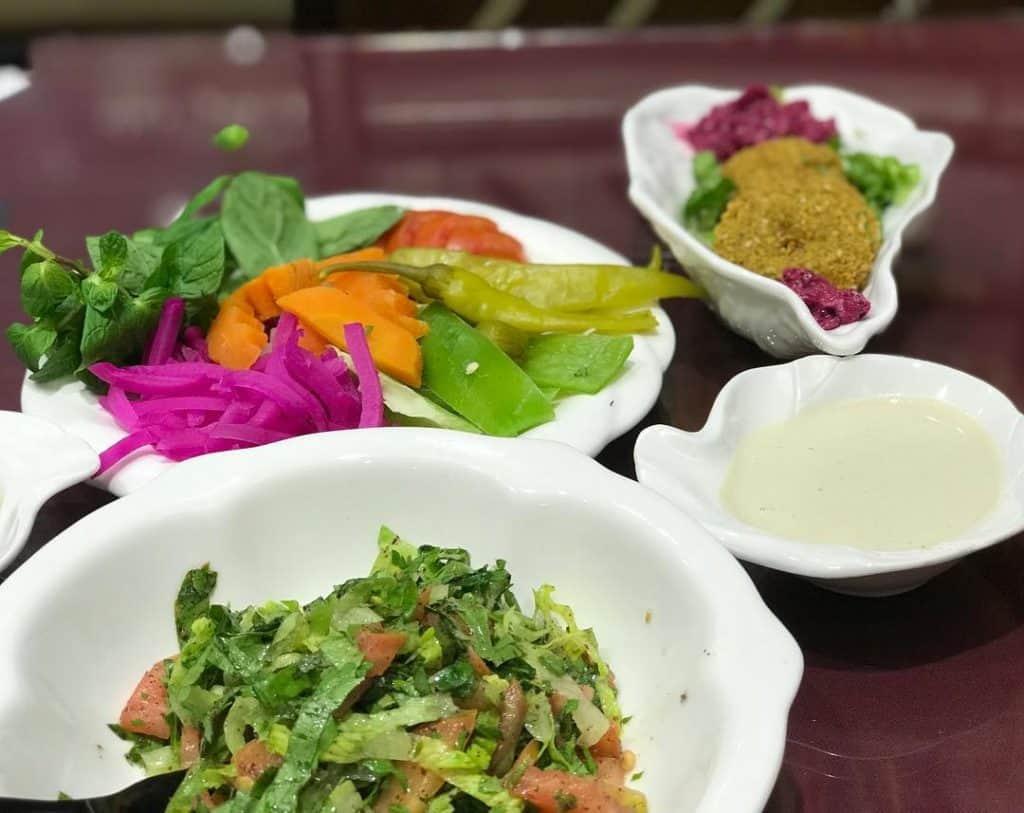 مطعم شمال الاردن