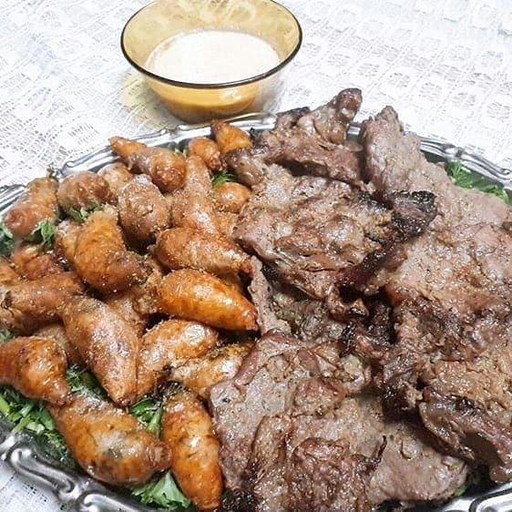 مطعم بوش سوداني