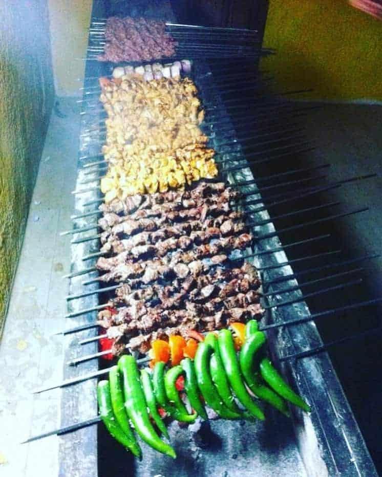 مطعم مشاوي اللبناني