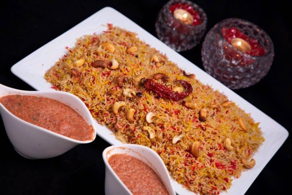 مطعم مندي نجم القرى في تبوك