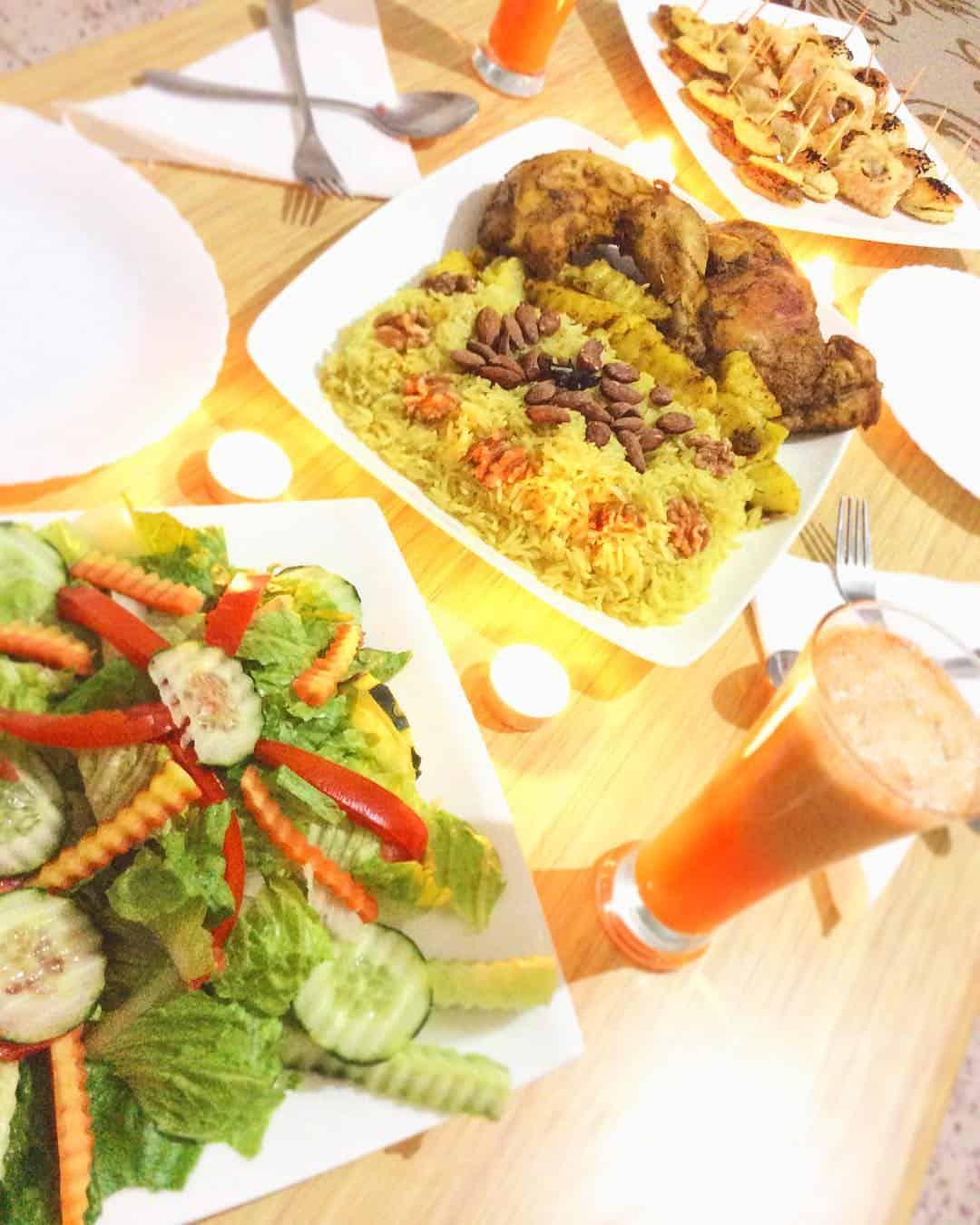 مطاعم ومطابخ الوطن العربي في جازان