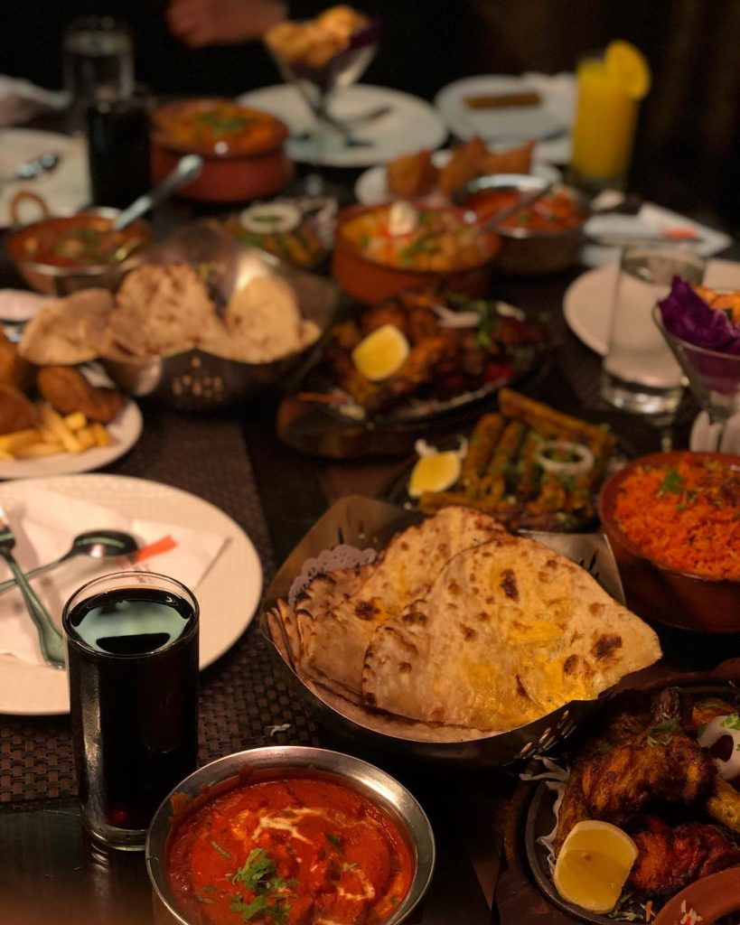 مطعم الصيف الهندي