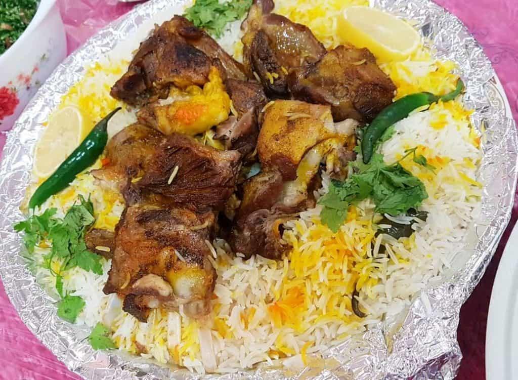 مطعم ومطبخ ارياف تبوك