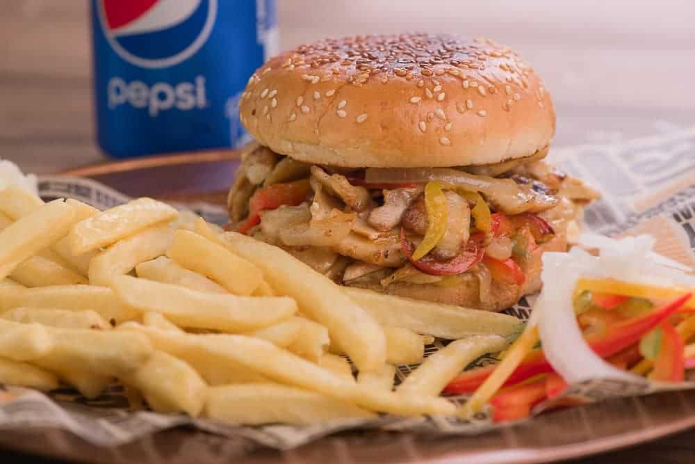 مطعم شارما ابو عصام