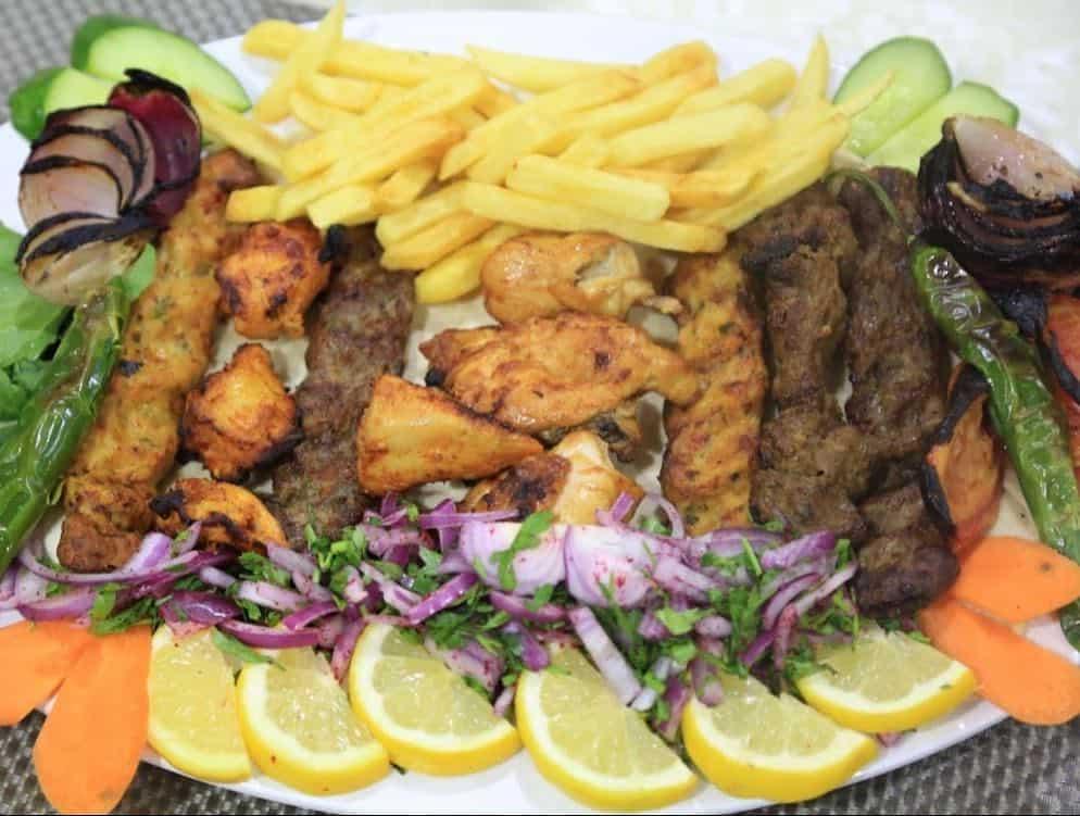 مطعم ومطبخ عميد الضيافة في تبوك