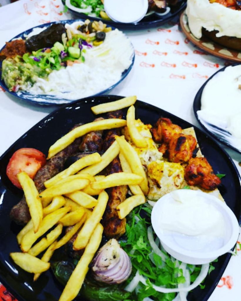 مطعم الريف العراقي