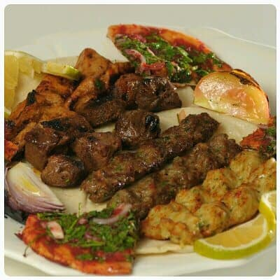 مطعم باكستاني