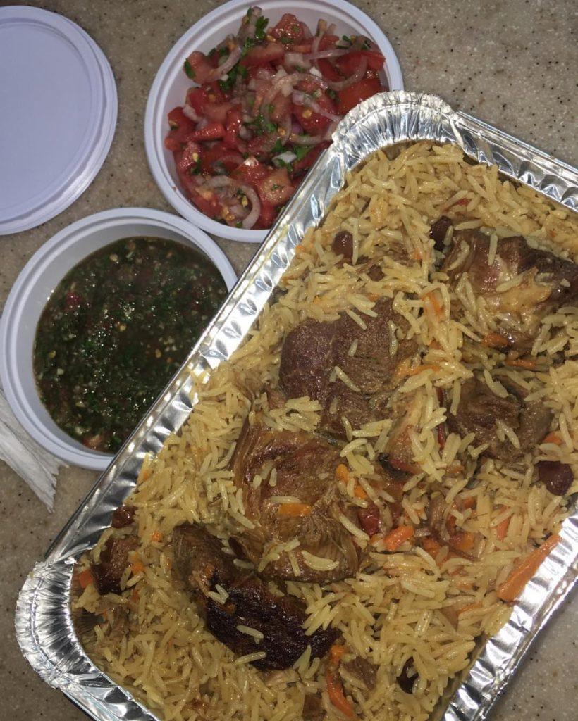 مطعم ريف الخيام البخاري
