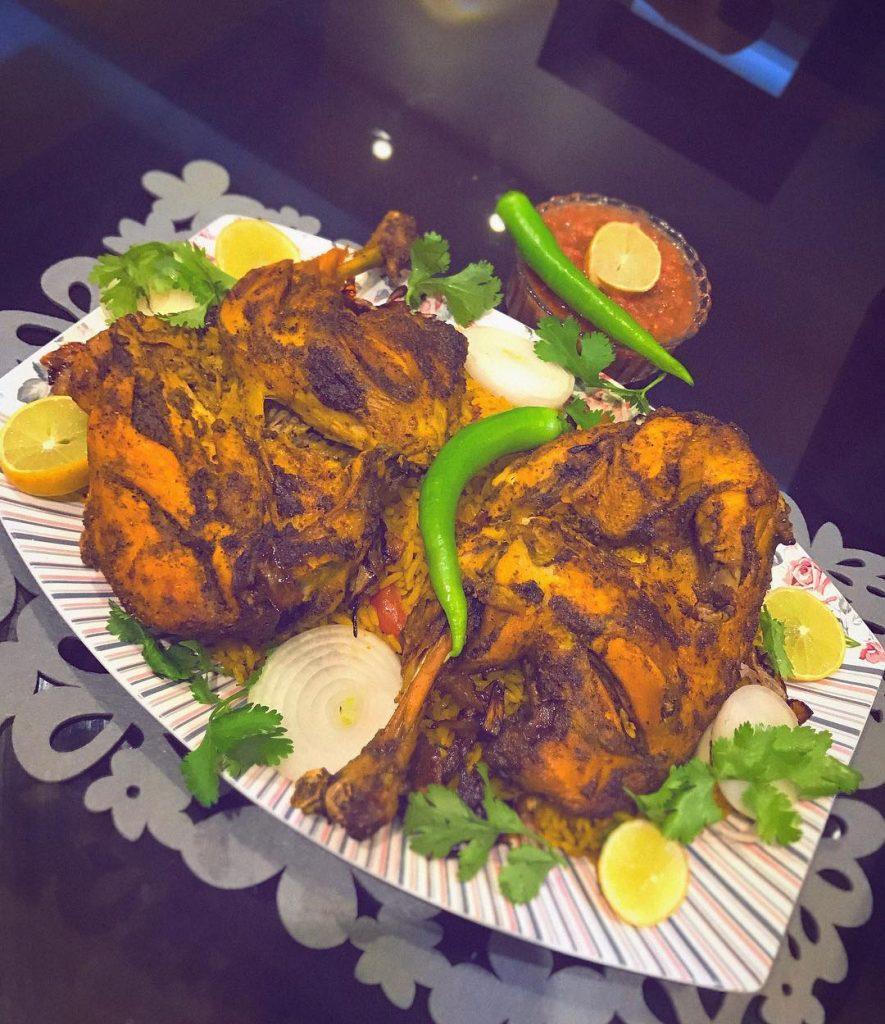 مطعم ومطبخ ارياف تبوك في تبوك