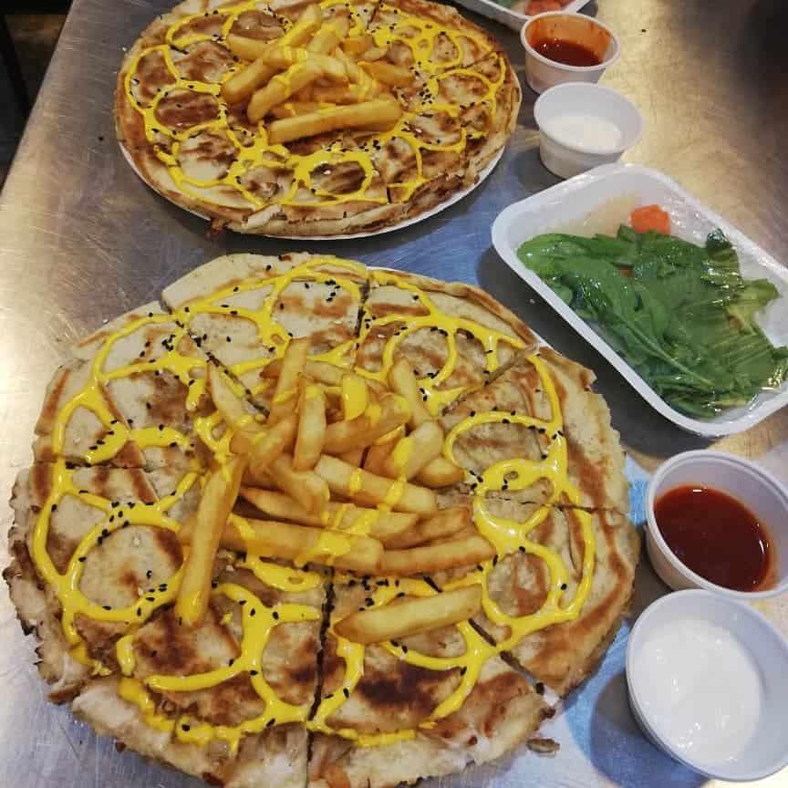 مطعم الكوخ الشامي