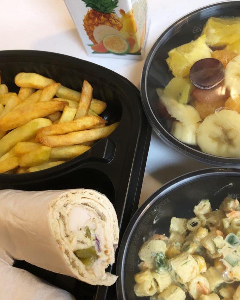 مطعم شاورما زهرة لميس في تبوك