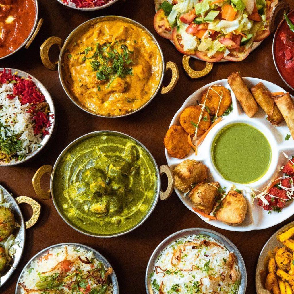 مطعم سبايس اطباق التوابل الهندية فرع السليمانية في الرياض