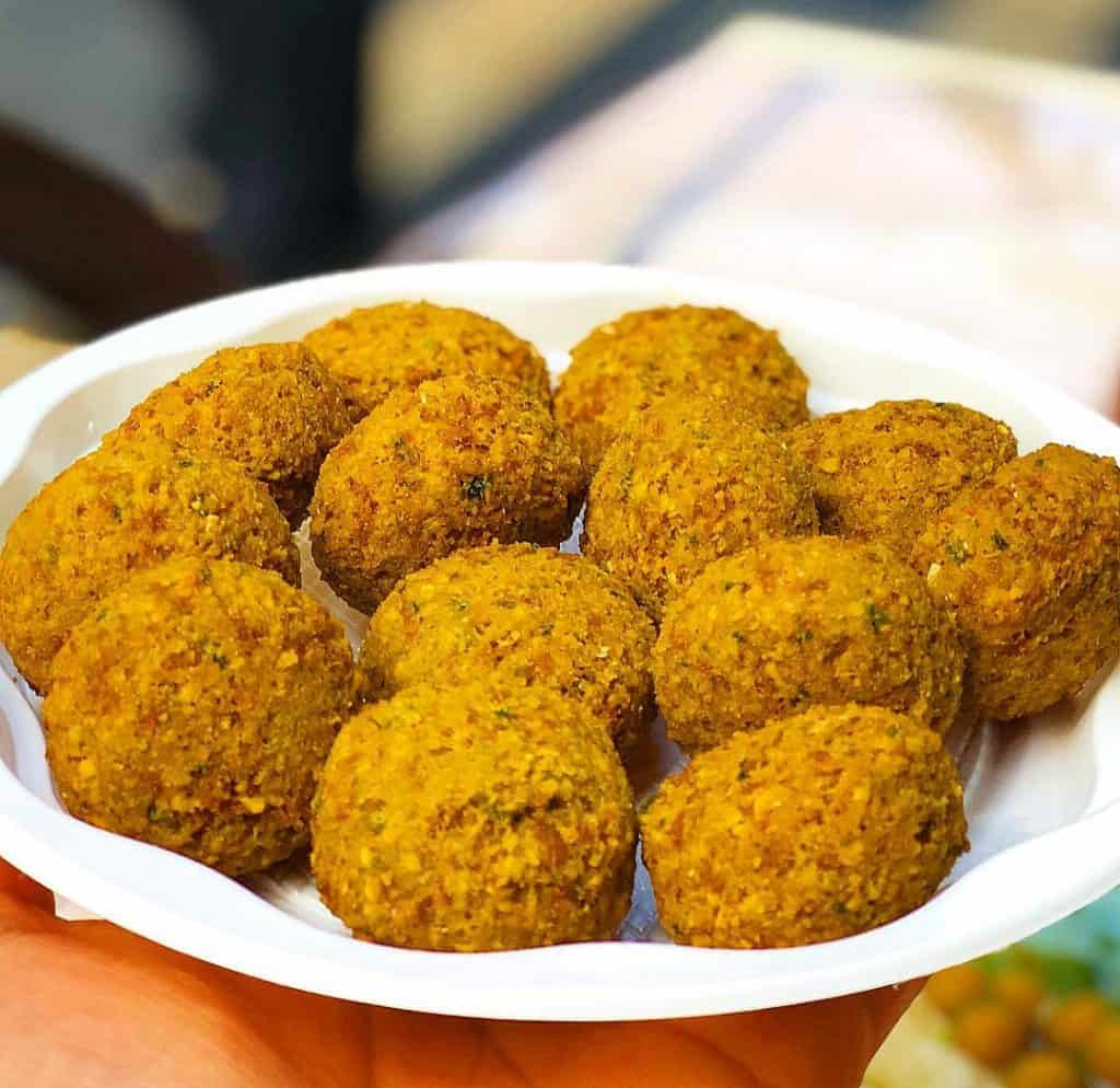 مطعم هاشم فرع الملك عبدالله