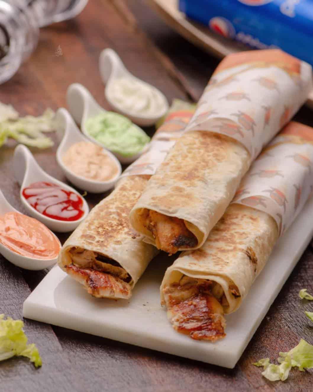 مطعم Shawarma King في الخرج