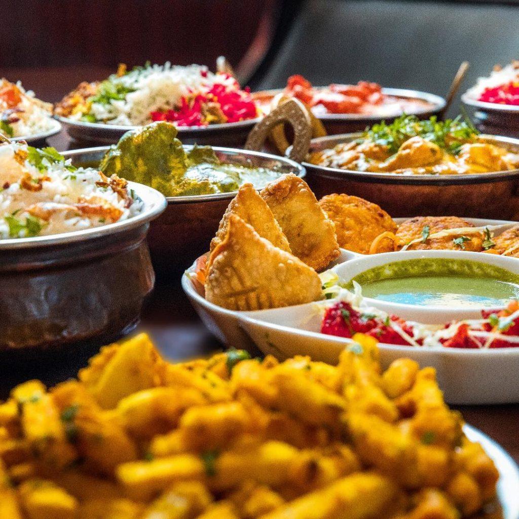 مطعم سبايس اطباق التوابل الهندية فرع السليمانية