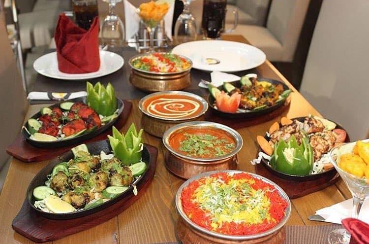 مطعم سبايس اطباق التوابل الهندية فرع الامير بندر