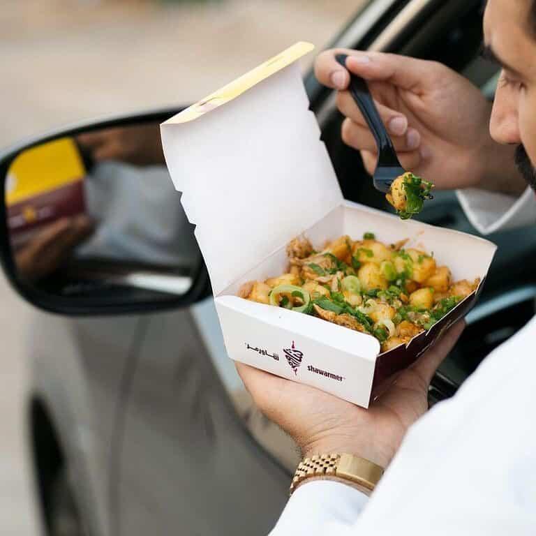 مطعم شاورمر للوجبات السريعة