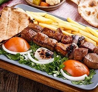 مطعم مشاوي علي الماشي