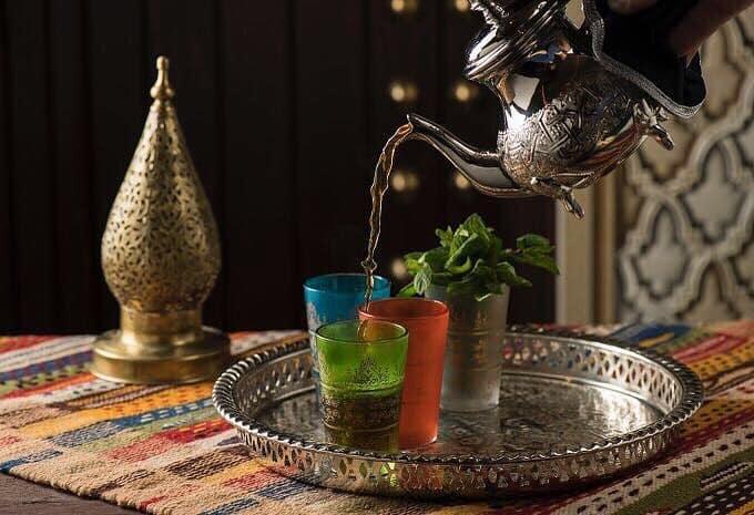 اطباق مطعم مينارا المَغربي