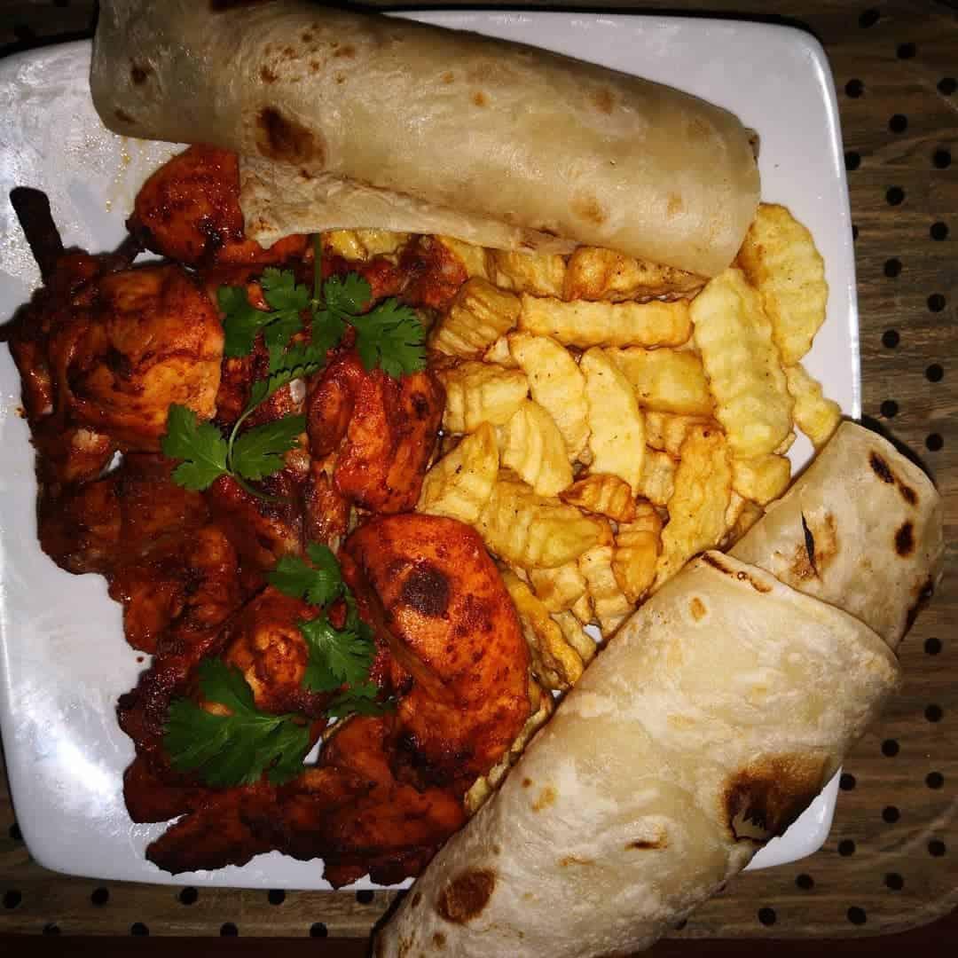 مطعم البركة الهندي