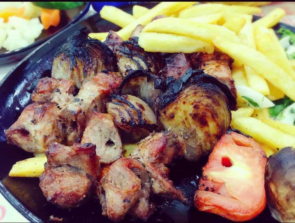 مطاعم مشويات في الرياض
