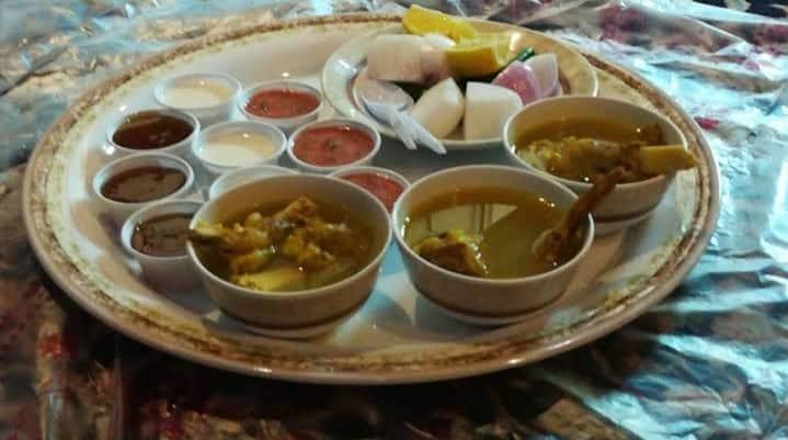 Nakhat Alsaeed Restaurant