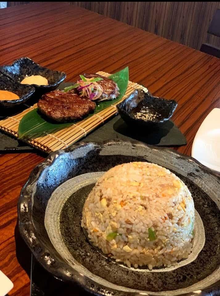 اطباق مطعم طوكيو