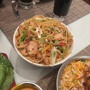 Maharani Bojan Restaurant in Riyadh