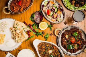 اطباق مطعم اناردانا في الرياض