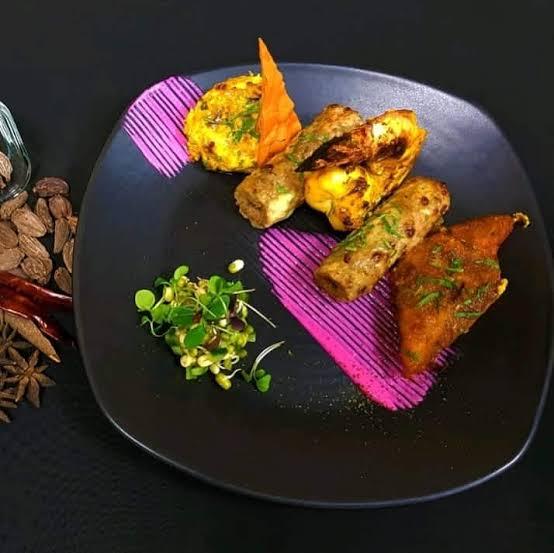 مطعم مهراجا الشرق في الرياض