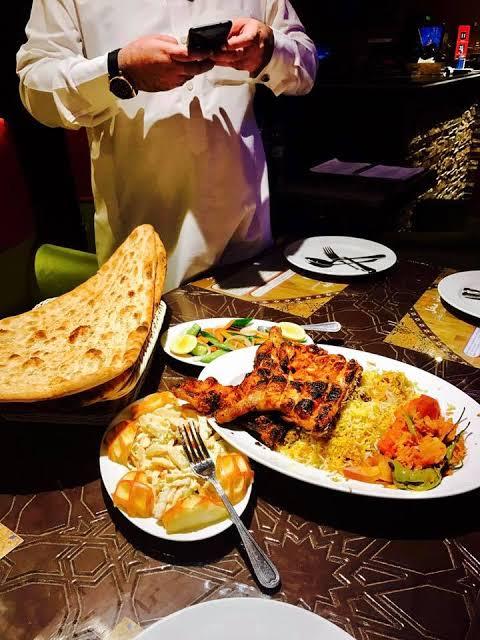 Zouk Mughal restaurant