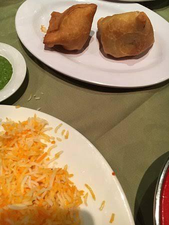 اطباق مطعم شيزان الهندي