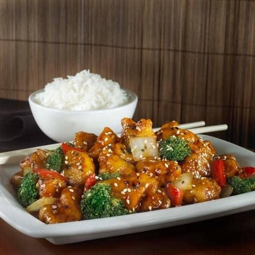 اطباق مطعم الرياض الصيني