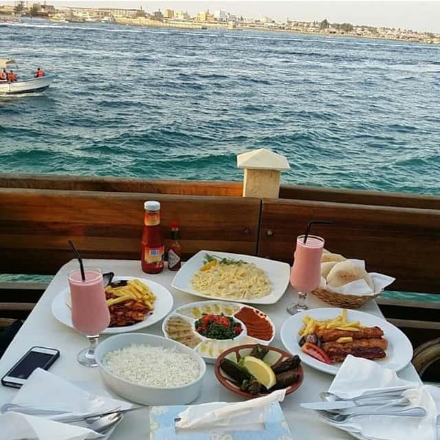 مطعم السقالة في جدة