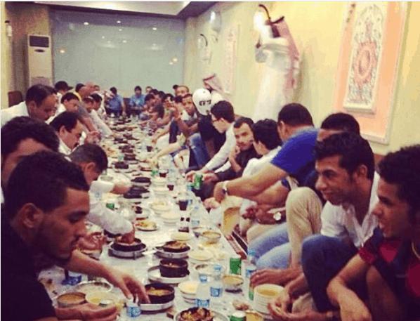 مطعم صهاريج عدن