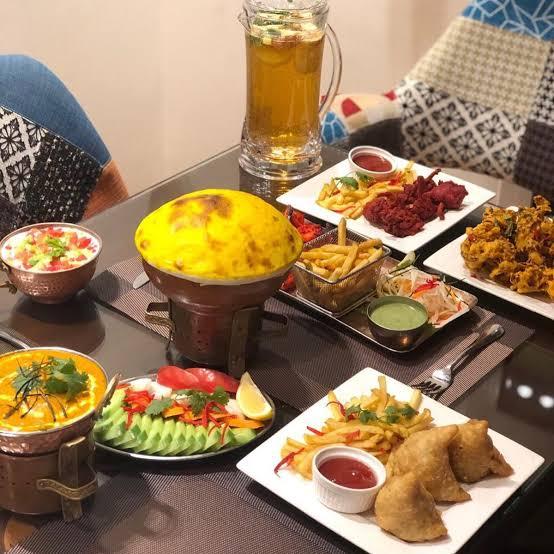Taji Indian Restaurant