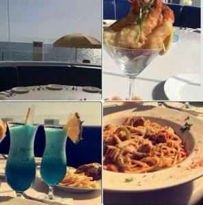 أفضل مطعم على البحر في جدة