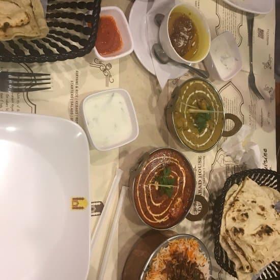 مطعم حيدر أباد هاوس