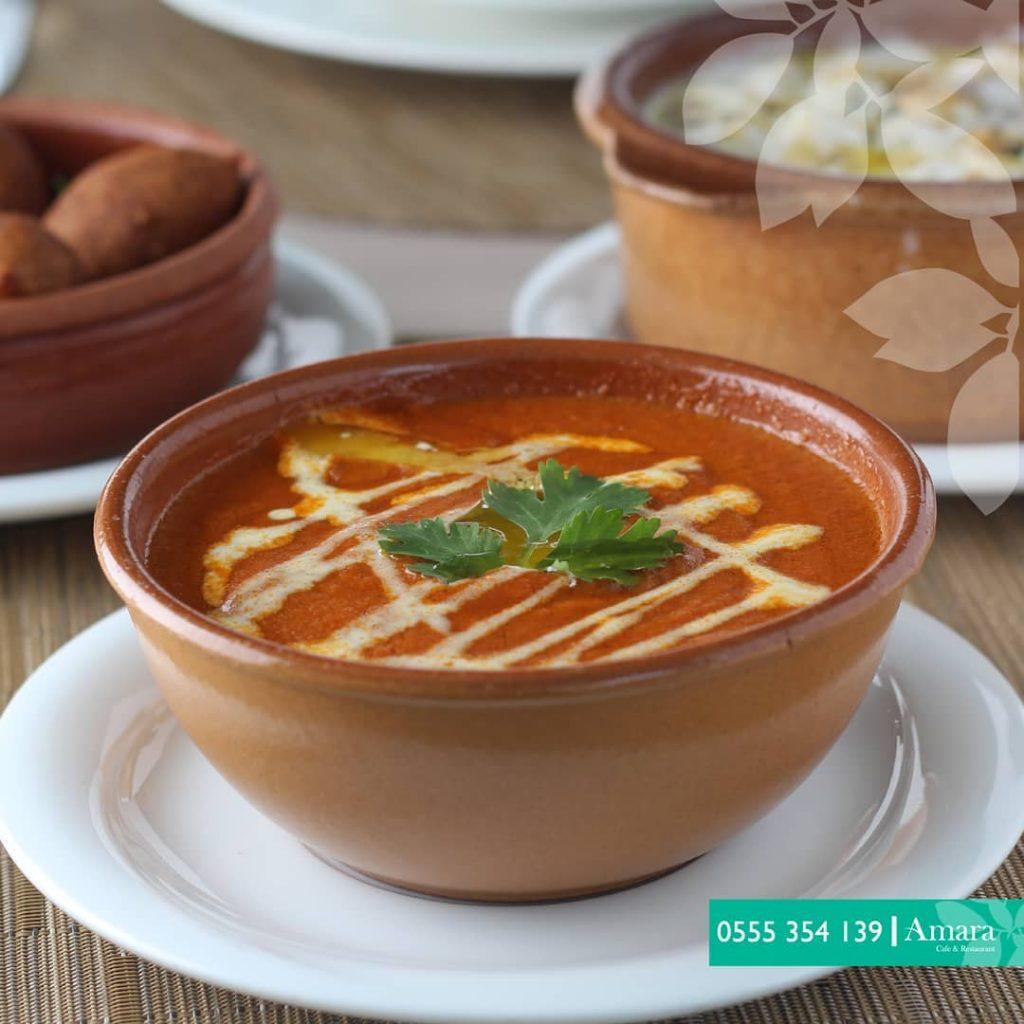 مطعم امارا في جدة
