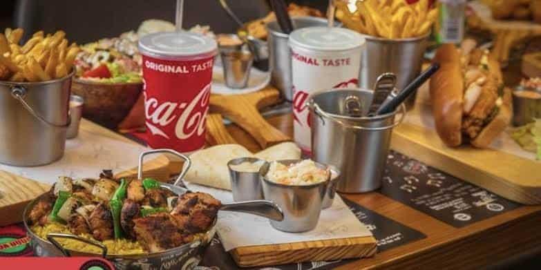 مطعم كوك دور في الرياض