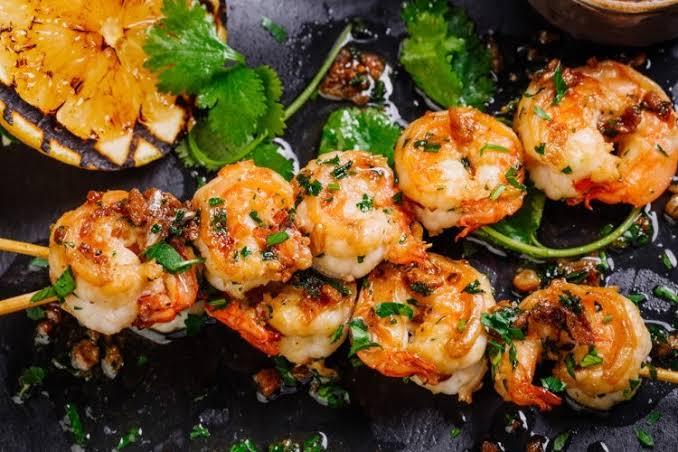Thai seafood restaurant