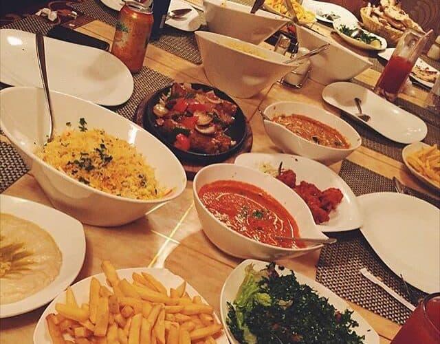أفضل المطاعم التركية في أبها السعر المنيو الموقع افضل المطاعم السعودية