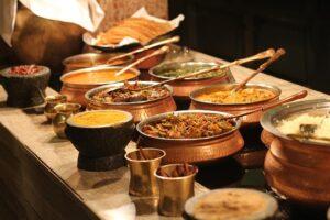 المأكولات الهندية الطائف
