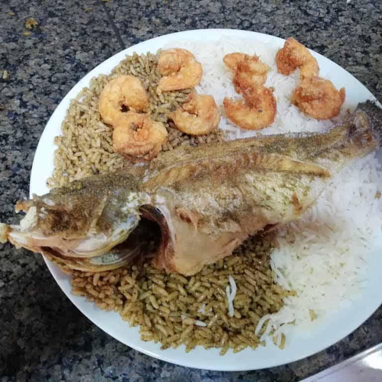 مطعم صيد البحار الطائف